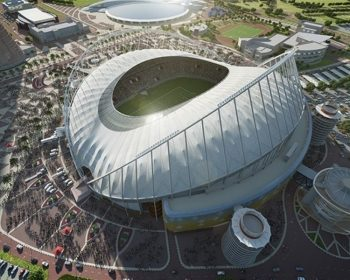 Foundation Stadium Fifa 2020-Qatar