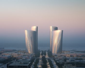 Lusail Plaza Towers